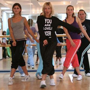 Школы танцев Алзамая