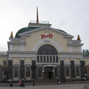 Железнодорожные вокзалы Алзамая