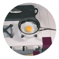 Кофейня Париж - иконка «кухня» в Алзамае
